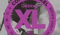 Струны для электрогитары D'ADDARIO EXP120 Super Light